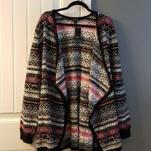 NWT Torrid Cardi/Sweater Size 4